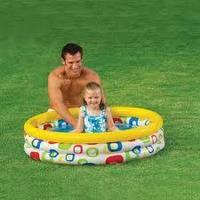 Надувной детский бассейн (114 х 25 см) Intex 59419