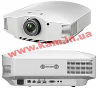 Проектор для домашнего кинотеатра Sony VPL-HW65ES, белый (VPL-HW65/W)