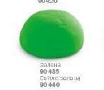 Мастика для торта сахарная (Украина) зеленая1кг.(код 02491)