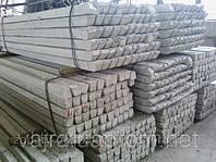 Столбы бетонные новые и б/у для заборов