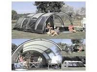Туристическая палатка (630х350 высота 220см (большой тамбур) 5-и местная) Eureka 1620 Copper Camp