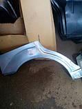 Арка заднего крыла форд фокус, фото 2