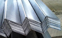 Уголок катанный нержавеющий AISI 304 100х100х10 мм в кг.