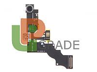 Шлейф для iPhone 6 Plus, с фронтальной камерой, с датчиком приближения