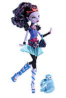 Базовая кукла Монстер Джейн Булитл с питомцем, Monster High Jane Boolittle