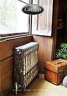 Дизайнерские радиаторы в ретро стиле Carron (Англия), фото 1