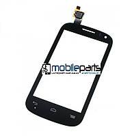 Оригинальный Сенсор (Тачскрин) для Alcatel One Touch 4033D Pop C3 (черный)