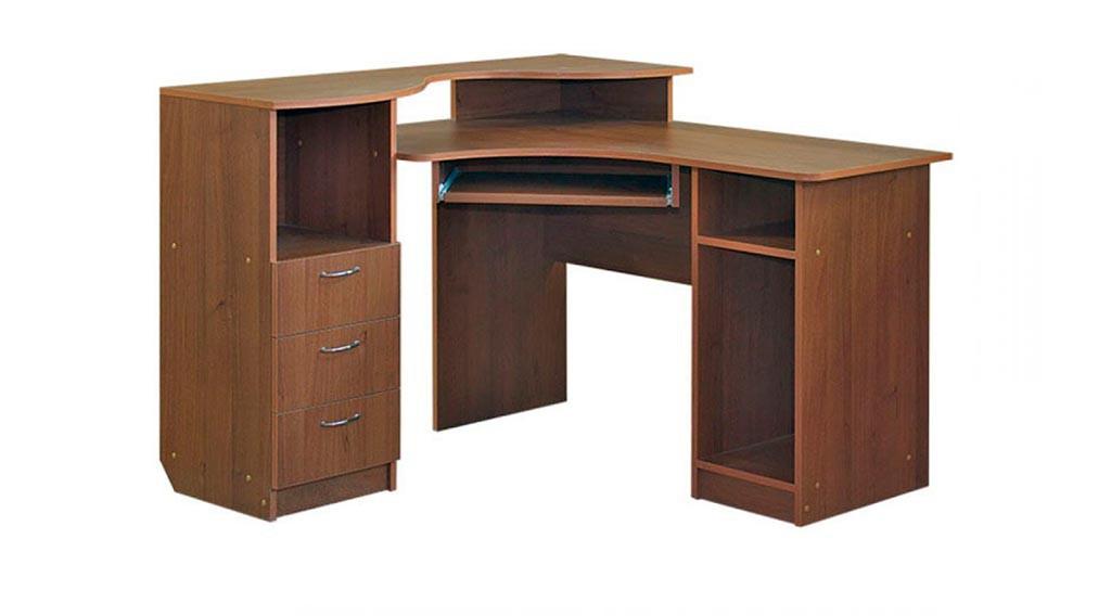Угловой компьютерный стол Атрикс
