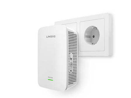 Расширитель сети Linksys RE7000 / MAX-STREAM™ AC1900+ WI-FI RANGE EXTENDER, расширитель сети, фото 2