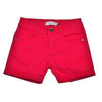Красные шорты для девочки ARMANI