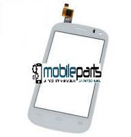 Оригинальный Сенсор (Тачскрин) для Alcatel One Touch 4033D Pop C3 (белый)