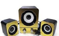 Музыкальные колонки для компьютера 2.1 HH-005-25