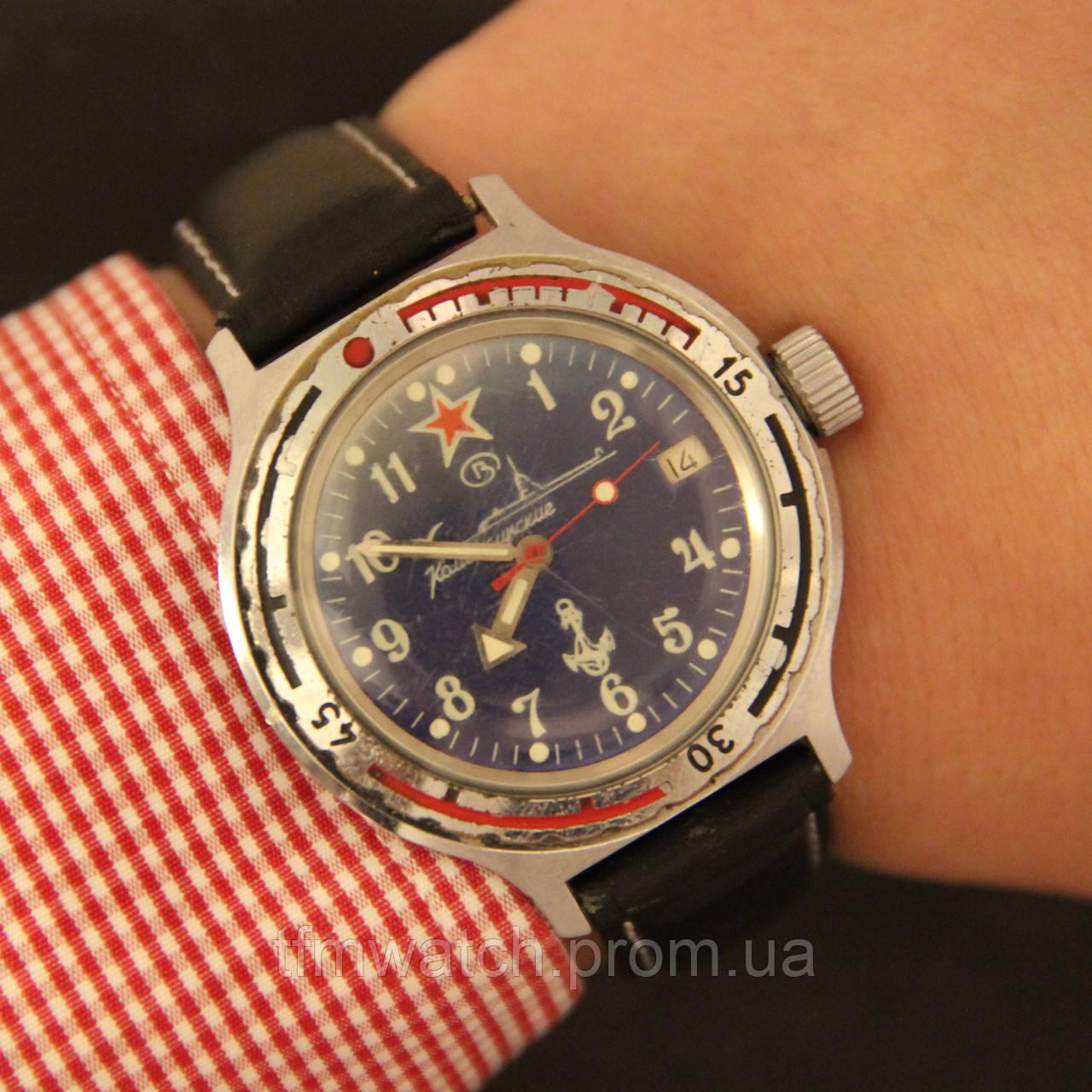 Купить наручные часы командирские дайверские часы сейко купить