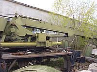 Крановая установка на Урал-4320, телескопическая, г/п-6,3 т, новая, с хранения.