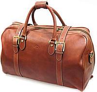 Кожаная дорожная сумка Katana 33155-03