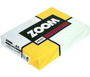 Бумага А4 ZOOM 80г/м кв 500л.