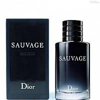Мужские духи Christian Dior Sauvage.