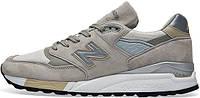 Мужские кроссовки New Balance M998 CEL Grey