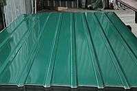 Профнастил (мерный лист С-8) зелёный (6005)