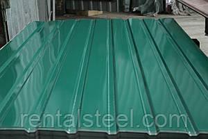 Мерный лист С-8 зелёный (6005)