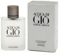 Мужские духи Giorgio Armani Acqua di Gio Men (Джорджио Армани Аква ди джио).