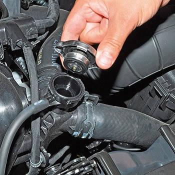 Замена жидкости системы охлаждения, фото 2