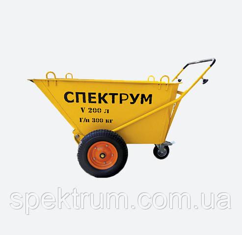 Тачка строительная усиленная ТС-3