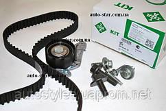 Комплект ремня ГРМ на Ford FIESTA V, Mazda 2,Volvo S40 (пр-во INA 530014010)