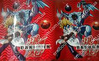 Обложка на тетрадь лазерная KX-SP-806 Bakugan