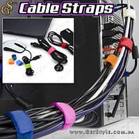 """Ремешки-держатели для проводов - """"Cable Straps"""" - 8 шт."""
