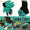 Перчатки для сада и огорода Garden Genie Glovers (Джини)