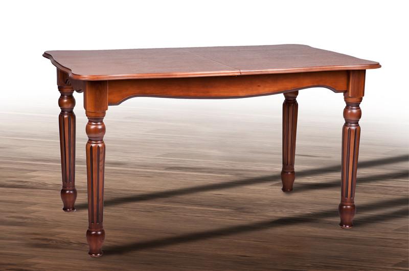 Стол обеденный раскладной Венеция (орех) 120х80