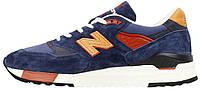 Женские кроссовки New Balance M998 DSA Blue