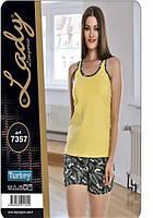 Майка с шортами LADY TEXTILE 7357