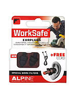 Беруши для работы в шуме Alpine Work Safe