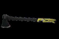 Топор 1500 г, ручка из фибергласса для рубки, колки и тески древесины. HauseTools 05K604 HTools, 05K604