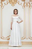 Белое вечернее платье, фото 1