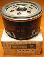 Масляный фильтр, оригинал Renault (Рено) 7700274177
