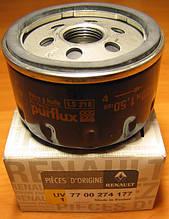 Фільтр масляний, оригінал Renault (Рено) 7700274177