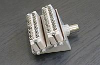 БКТ-20х2 - Бокс кабельный телефонный 10-парный для телефонных распределительных шкафов
