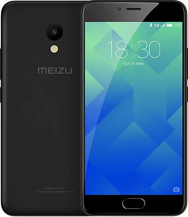 Смартфон Meizu М5 16Gb black, фото 2