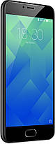 Смартфон Meizu М5 16Gb black, фото 3