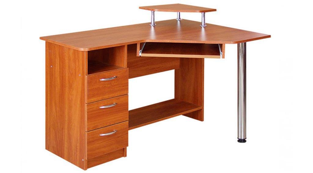 Кутовий комп'ютерний стіл Орфей