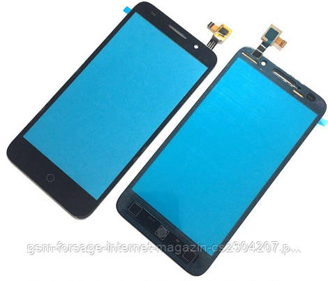 Тачскрин Alcatel One Touch Pop 3 5015D Dual SIM Black