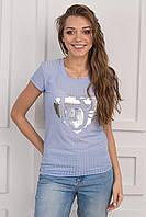 Молодежная футболка от прозводителя