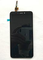 Оригинальный дисплей (модуль) + тачскрин (сенсор) для Xiaomi Redmi 4X   4X Pro (черный цвет)
