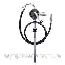 Индустриальная роторная помпа для бензина с телескопичеким заборником GROZ 44081 RBP/3V/H