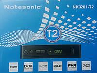 Цифровой ТВ Тюнер DVB-T2 Nokasonic NK3201-T2