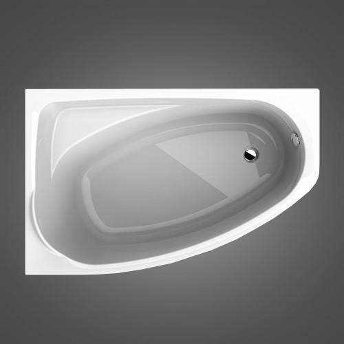 Ванна акриловая Kolo MYSTERY 150х95 см левая