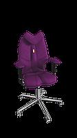 Кресло Fly (Флай) ткань Антара фиолетовая (ТМ Kulik System)